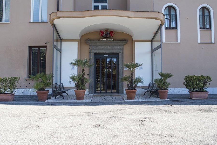 Roma Villa Stuart